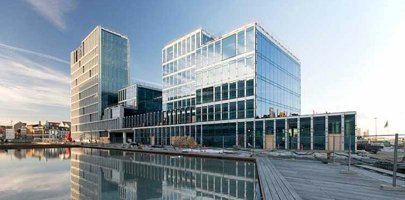 Reference - Brandsikring af Bestseller bygning i Aarhus
