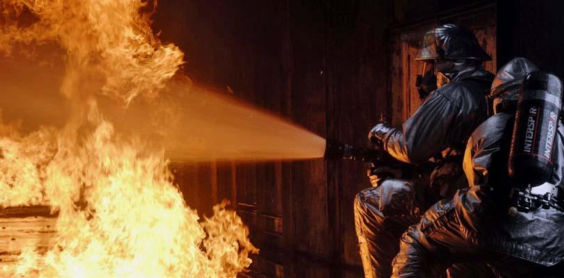 Brandsikring af bygninger