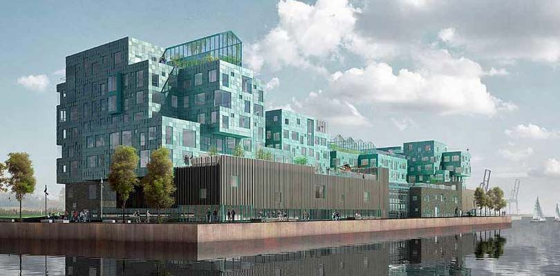 Brandisolering af Den internationale skole i København