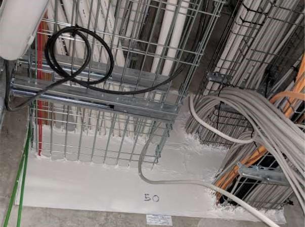Brandsikring af kabelgennemføringer